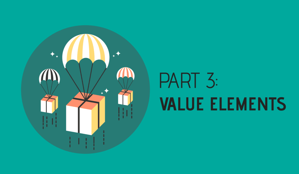Brand Elements Include Value Elements That You Create For Consumers.