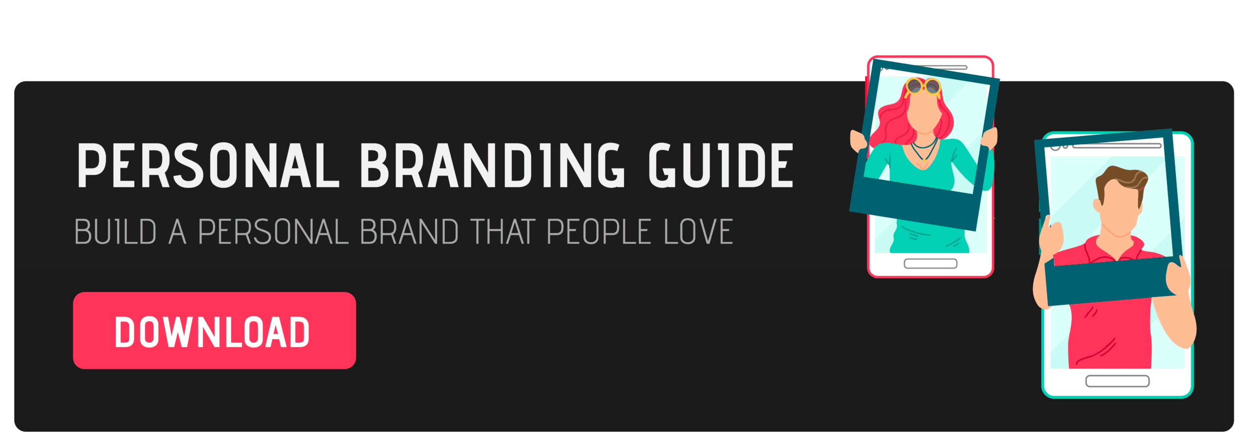 Download the free Personal Branding Guide.