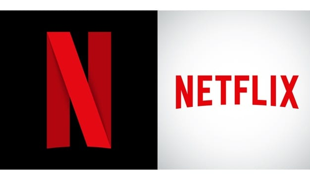 Logo Variations Example Netflix