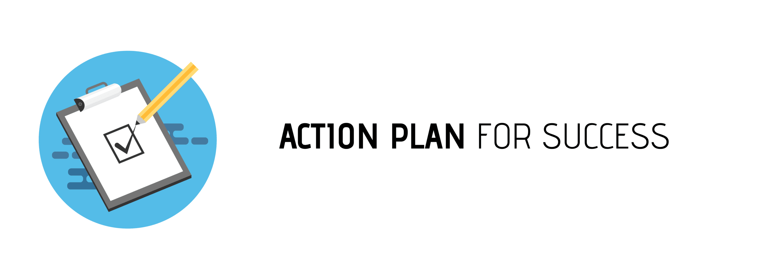 Action Plan Example Photo In Content Goals Setting