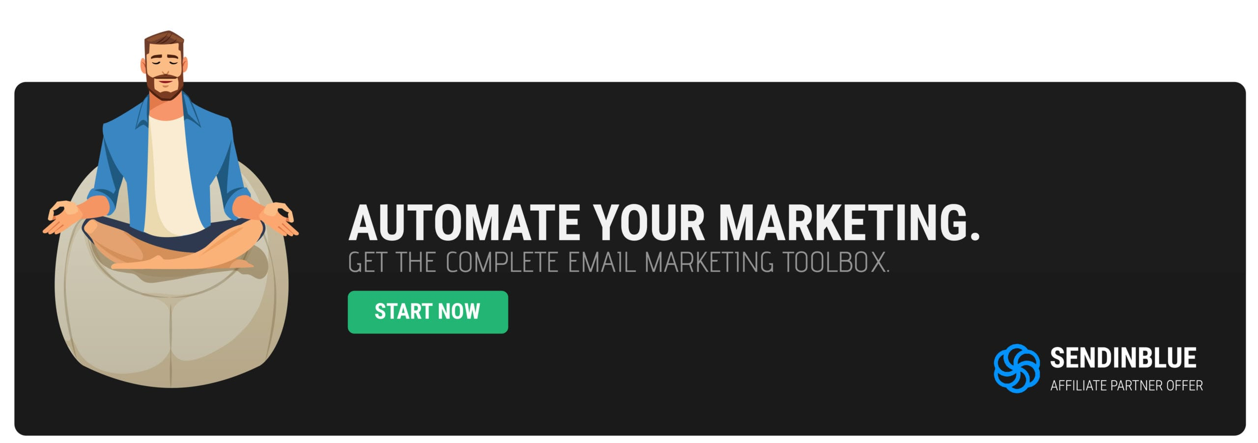 Automate your email marketing with Sendinblue.