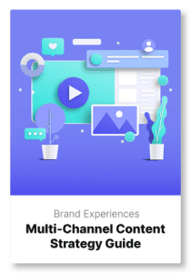 Multichannel Content Strategy Guide Cover Card