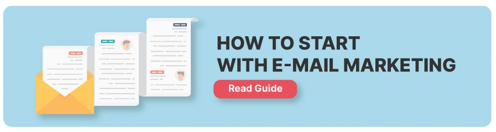 A complete guide to start email marketing for free.
