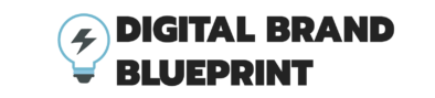 Digital Brand Blueprint Official Logo 2021